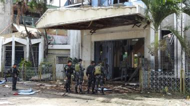 Atentados contra catedral en Filipinas deja 18 muertos