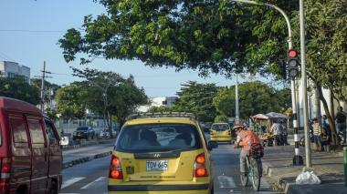 Ciclistas: más de 9 mil infracciones en 2018
