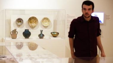 'Caravanas de oro, fragmentos en el tiempo', una exposición sobre el papel de África en la Edad Media