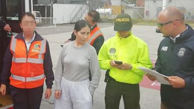 JEP concede beneficio de libertad condicionada a alias Sonia