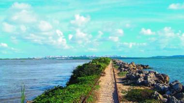 Zona de Bocas de Ceniza.