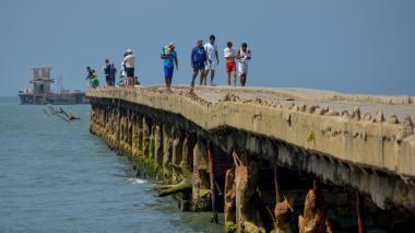 Por cuarta vez aplazan el inicio de obras del muelle de Puerto