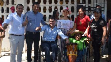 Proyectan construir un Centro de Participación Integral para discapacitados en Malambo