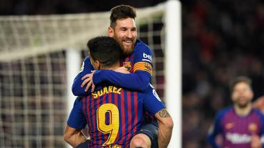 Real Madrid y Barcelona medirán fuerzas en semis.