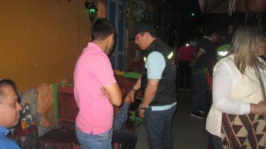 Operativos contra prostitución en 12 locales en Barranquilla