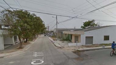 Hombre muere aplastado tras sufrir accidente de tránsito en La Pradera