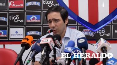 """""""Tenemos las mejores expectativas con Matías Fernández"""": Antonio Char"""