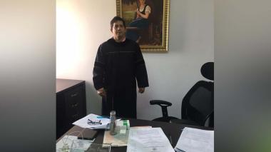 César Torres, reelegido presidente del Tribunal Administrativo del Atlántico