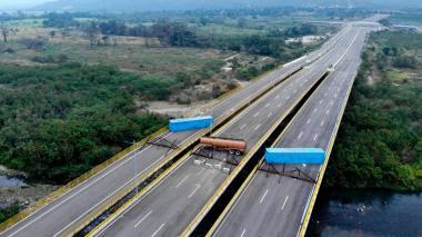 El régimen de Maduro bloquea la ayuda humanitaria a Venezuela