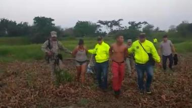 Capturan en Bolívar  a pareja por masacre  de Las Terrazas