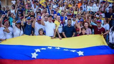 En un mes la cifra de venezolanos creció en 17.732 en Atlántico, según Migración
