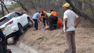 Ataque sicarial en el Magdalena: asesinan a hombre en vía Santa Marta - Ciénaga