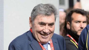 Merckx tiene 73 años.