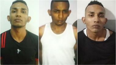 El Puma, un joven con 12 anotaciones judiciales y 14 capturas encima