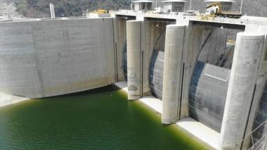 Proyecto Hidroituango de EPM.