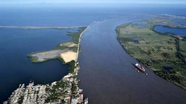 Dimar emite nuevas condiciones de navegación para el canal de acceso al puerto de Barranquilla