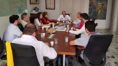 Gobernador Verano fortalecerá la oferta de eventos en el Atlántico con la Feria de Madrid