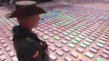 En video   Policía incauta 1,2 toneladas de cocaína en Puerto de Cartagena