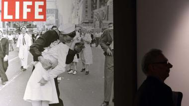 Muere el marinero de la icónica foto del beso en Times Square