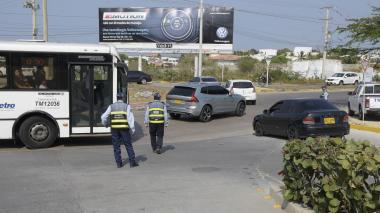 Con 30 guías de tránsito se mejorará la movilidad en Puerto