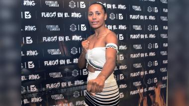 """""""Antes me subía al ring a perder"""": Jennifer Rodríguez"""