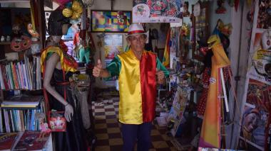 En video | La casa de Barranquilla en la que todos los días es Carnaval