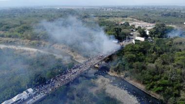 Cúcuta, la frontera más 'viva' de Latinoamérica