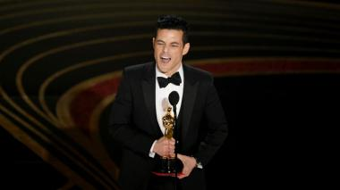 """""""Gracias Queen"""": Rami Malek se lleva el Óscar a mejor actor por """"Bohemian Rhapsody"""""""