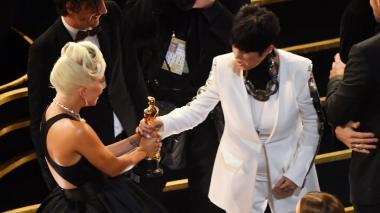 Lady Gaga, Oscar a la mejor canción original