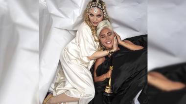 Lady Gaga fue galardonada por 'Shallow' como mejor canción original.
