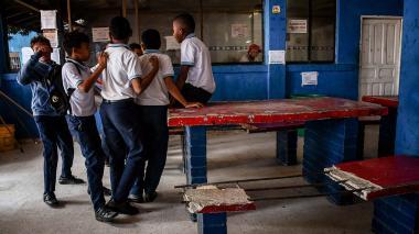 Acudientes se quejan por cobros en IED Sarid Arteta