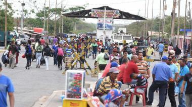 Aumentó el flujo de viajeros en los últimos 4 días por Paraguachón