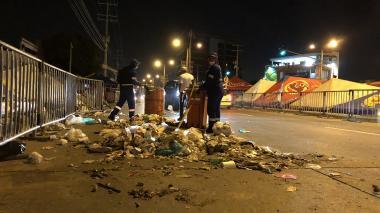 1.800 operadores harán las jornadas de limpieza en Carnaval