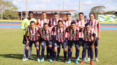 Palntilla actual del Club Deportivo Junior de Managua, que particpa en la segunda división del fútbol de Nicaragua.