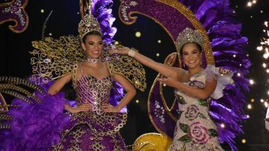 En video | Carolina, la reina de la alegría en la Ciudad Dorada