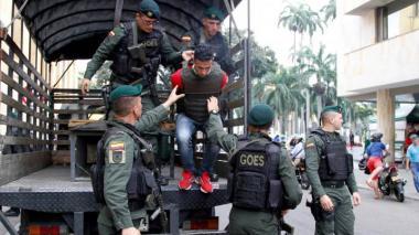 Capturan a cabecilla del Eln señalado de participar en la muerte de dos policías