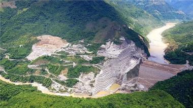 Fallas en el diseño habría sido la causa del colapso del túnel auxiliar en Hidroituango