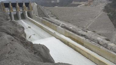 Así se produjo el colapso del túnel auxiliar de Hidroituango