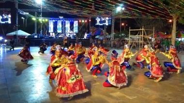 Danza del palote Mixto, de Soledad.