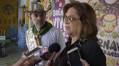 """""""El Carnaval de este año batió récord de asistencia a eventos"""": Carla Celia"""