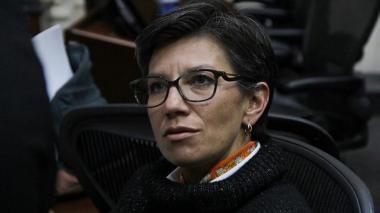 Claudia López anuncia su candidatura a la Alcaldía de Bogotá