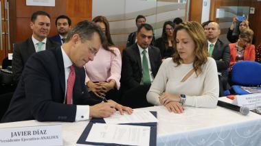 Analdex y AmCham firman alianza para promover comercio con EEUU