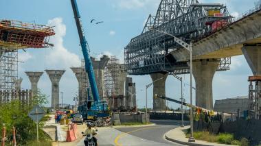 Obra de puente Pumarejo afecta canal navegable, concluye estudio