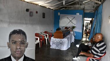 """""""Queremos que el Ejército nos explique qué pasó con Orlandito"""": familia de soldado asesinado"""