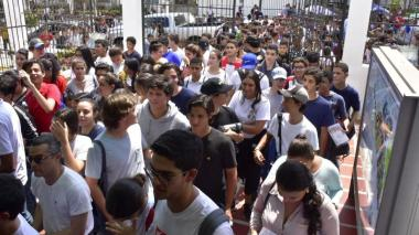 3.500 estudiantes de colegios públicos y privados realizaron las pruebas Saber