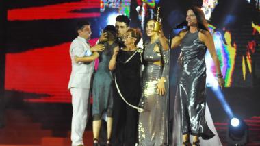 'Garzón' triunfa en los Premios India Catalina