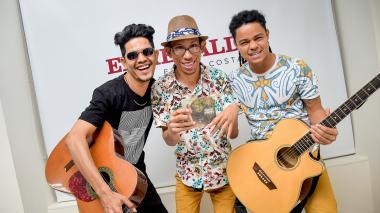 Germán Ramos y su banda lanzan  un álbum