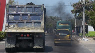 Contaminación del aire y movilidad urbana