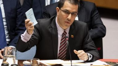 Nuevo boicot a canciller venezolano durante su intervención en la ONU
