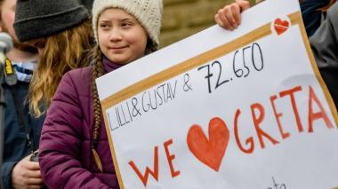 Greta Thunberg, la activista de 16 años postulada al Nobel de la Paz